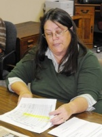Hooper sues county for $43,000; lawsuit claims she wasn't paid enough