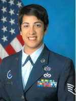Committee of Fifty to honor Air Force Staff Sgt. Gloria Harrison in January