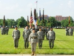 Fort Leonard Wood welcomes Maria Gervais as new leader of U.S. Army CBRN School, Chemical Regiment
