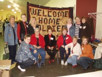 Waynesville Study Club holds fundraiser for community